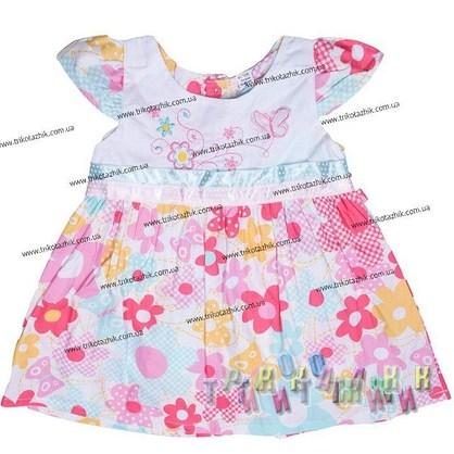 Платье трикотажное, м.915