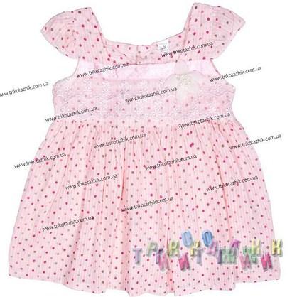 Платье трикотажное, м.035