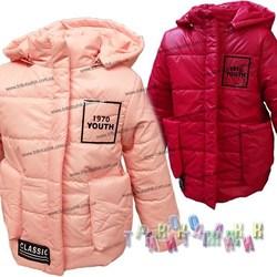 Куртка для девочки Youth1970. Сезон Весна-Осень.