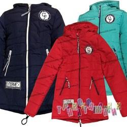 Куртка для девочки, Exterme-CF. Сезон Весна-Осень