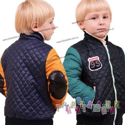 Куртка для мальчика Дарий Юниор (Украина)