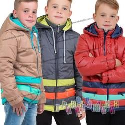 Куртка для мальчика Саша (Украина)