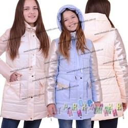 Куртка для девочки Николь (Украина)