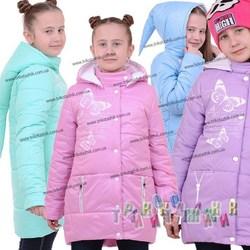 Куртка для девочки Руся. Сезон Весна-Осень.