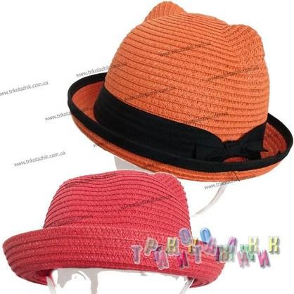 Шляпа с ушками