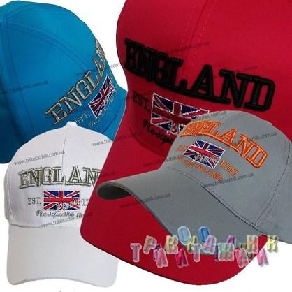 Кепка England