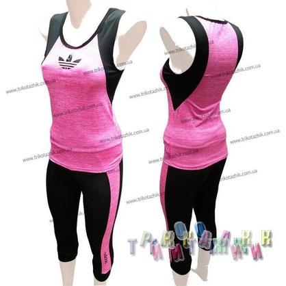 Спортивный костюм, женский, м2326