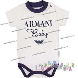 Боди для мальчика м. ARMANI 326