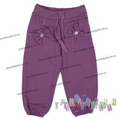 Штаны спортивные для девочки, м. Wanex 4009