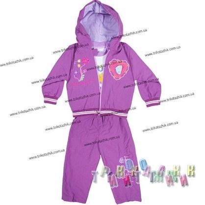 Спортивный костюм для девочки м. 2399