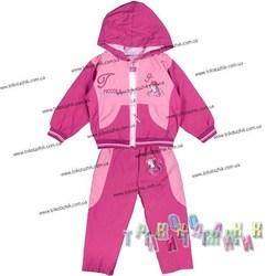 Спортивный костюм для девочки м. 1305