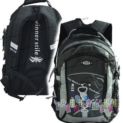 Рюкзак для мальчика м 195