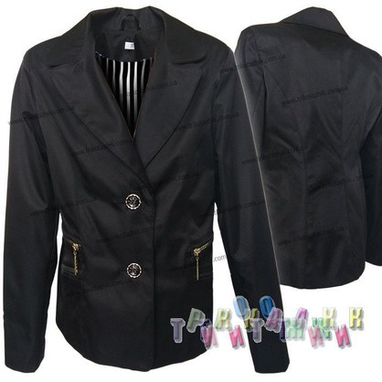 Пиджак школьный Соломия