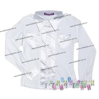 Блуза для девочки м.33100