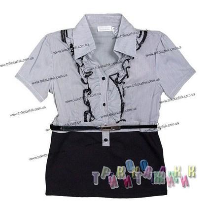 Блуза для девочки м. 597352
