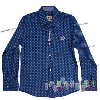 Рубашка для мальчика м. G-201