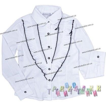 Блуза для девочки м. 530664
