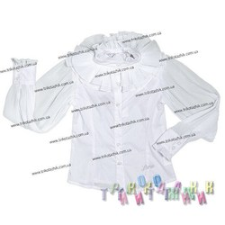 Блуза для девочки м. 597410-1