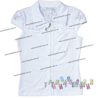 Блуза для девочки м. 598742