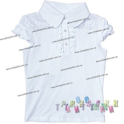 Блуза для девочки м. 598741