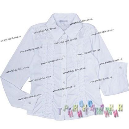 Блуза для девочки м. 598501
