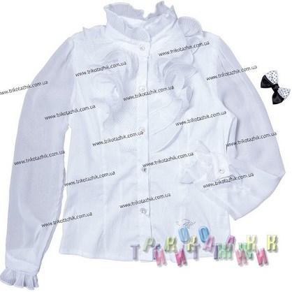 Блуза для девочки м. 530620