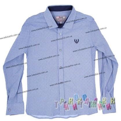 Рубашка для мальчика м. 18022