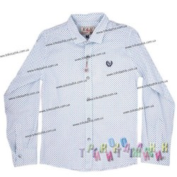 Рубашка для мальчика м. G-202