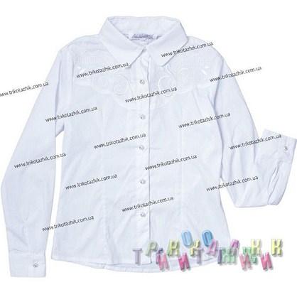 Блуза для девочки м. 598536