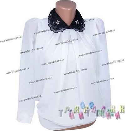 Блуза для девочки м. 2806