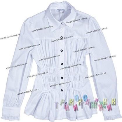 Блуза для девочки м. 598500