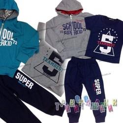 Спортивный костюм School м.3658