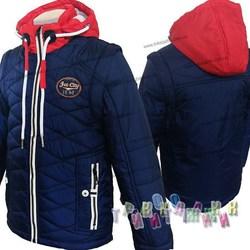 Куртка-жилетка для мальчика Jet City. Сезон весна-осень (Украина)