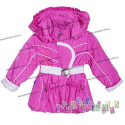 Куртка для девочки м. Т-12. Сезон весна-осень