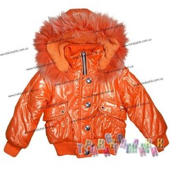 Куртка для девочки м. 2984. Сезон весна-осень