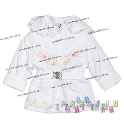 Куртка для девочки м. 306-81. Сезон весна-осень