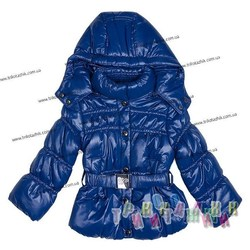 Куртка для девочки м. W-6009. Сезон весна-осень