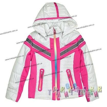 Куртка для девочки м.SK-WM150. Сезон весна-осень