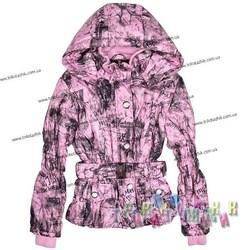 Куртка для девочки м. L1205. Сезон весна-осень