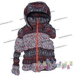 Куртка для девочки м. Е-128. Сезон весна-осень