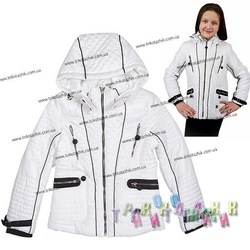 Куртка для девочки м. SK-WM115. Сезон весна-осень