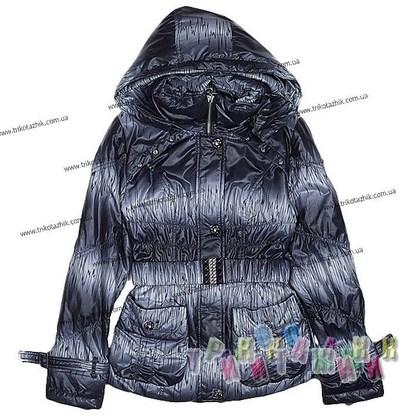 Куртка для девочки м.L1216 . Сезон весна-осень