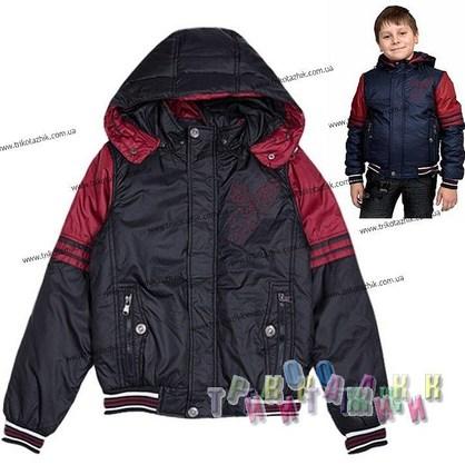Куртка демисезонная для мальчика м. 23007. Сезон Весна-Осень.