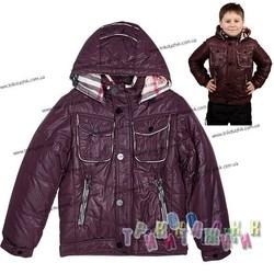 Куртка для мальчика м. Е-143. Сезон весна-осень