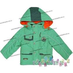 Куртка демисезонная для мальчика м. Т-23. Сезон Весна-Осень.