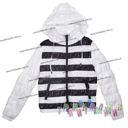 Куртка для девочки м. 2208. Сезон весна-осень