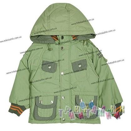 Куртка демисезонная для мальчика м. 306-234. Сезон Весна-Осень.