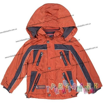 Куртка демисезонная для мальчика м. 9001. Сезон Весна-Осень.