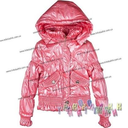 Куртка для девочки м. L1201. Сезон весна-осень