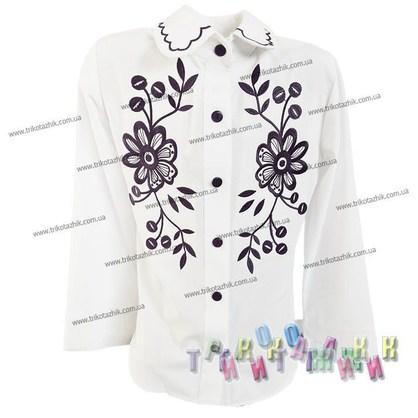 Блуза для девочки м. 33